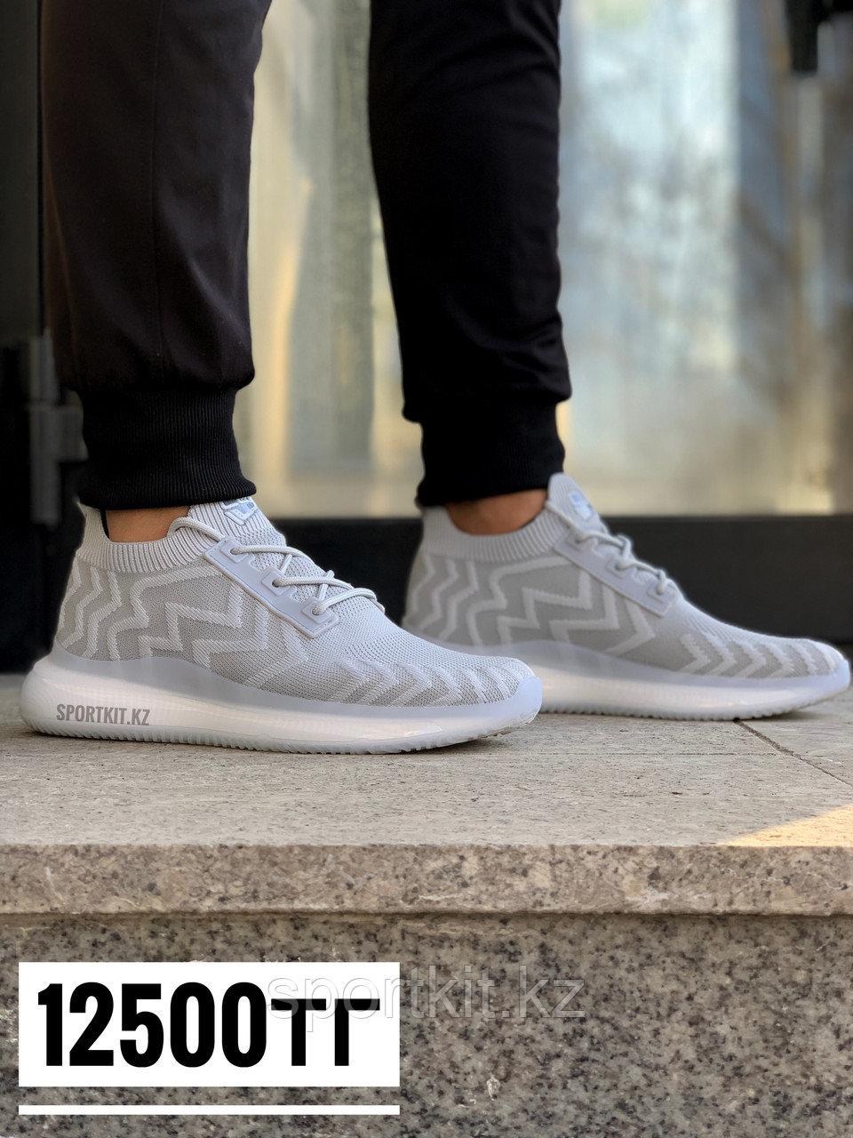 Кросс CLT Plus сер бел под - фото 1