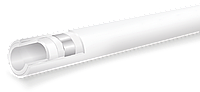 Труба 40 мм ППР армированная алюминием Fusitek (PN 25)