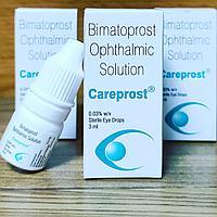 Карепрост (Careprost Bimatoprost Ophthamic Solution) - эффективное решение для роста ресниц и бровей, 3 мл