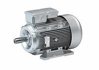 Электродвигатель асинхронный трёхфазный АИР63В2, крепление лапы