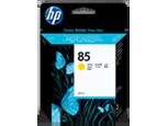 HP C9427A Картридж желтый HP 85 для DesignJet 130/30/90/130, 69 ml