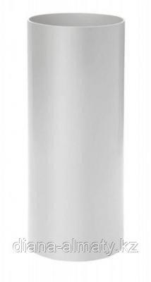 Водосточная система труба белая 3м (D-80мм) VERAT тел.Whats up 87075705151