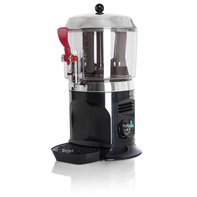 Аппарат для горячего шоколада Ugolini Delice 5л черный