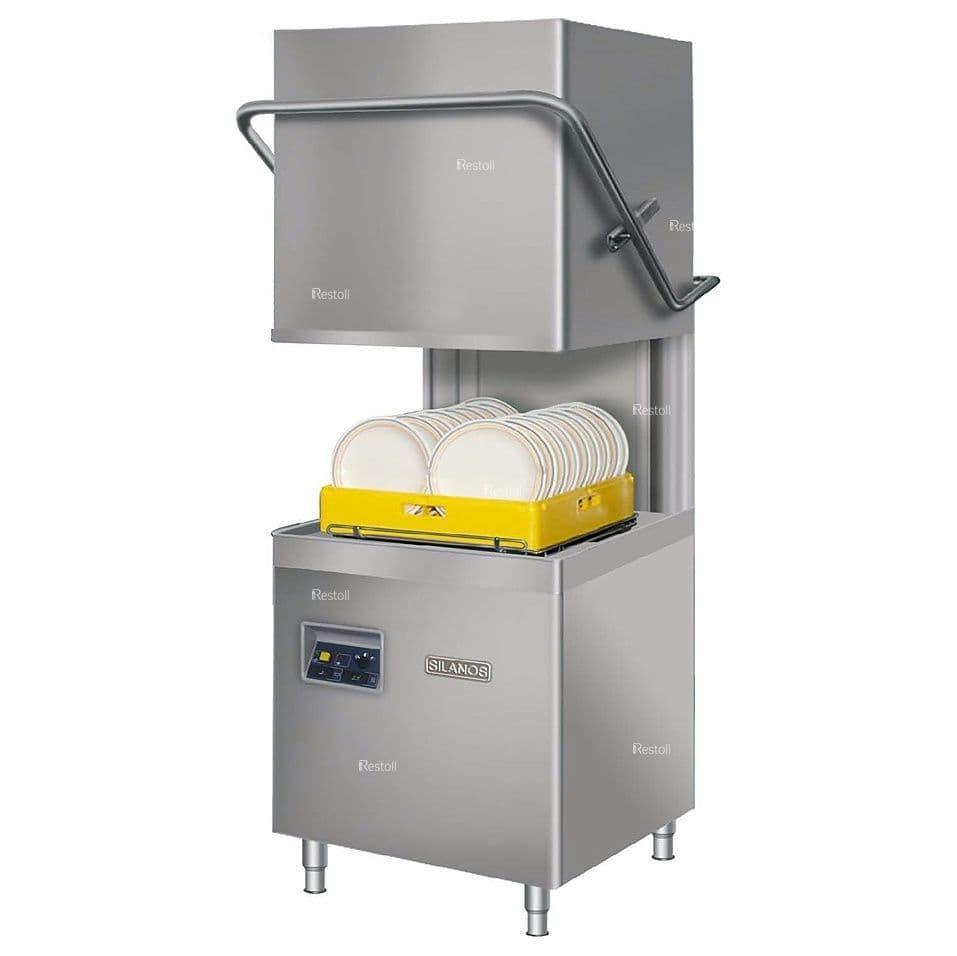 Купольная посудомоечная машина Silanos NE1300 c дозаторами