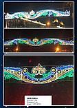 Светодиодный дюралайт 24 диода на метр, круглый, 2-х жильный,  все цвета., фото 3