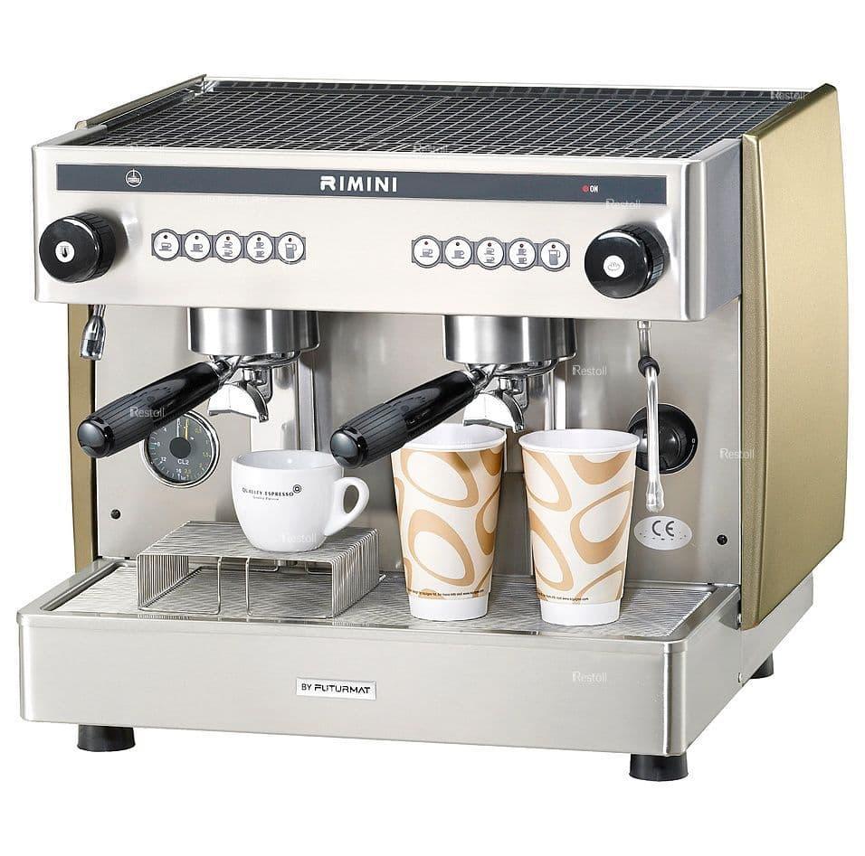 Кофемашина рожковая Quality Espresso Futurmat Compact XL Electronic 2GR