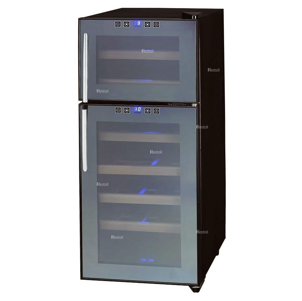 Винный шкаф Climadiff Dopiovino-1