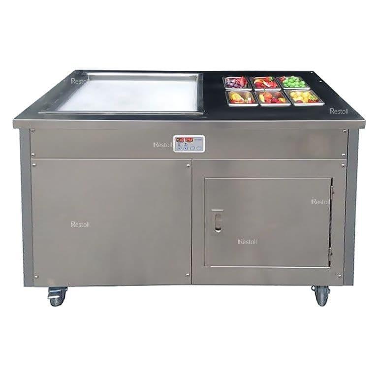 Фризер для жареного мороженого Forcool CB1+6S