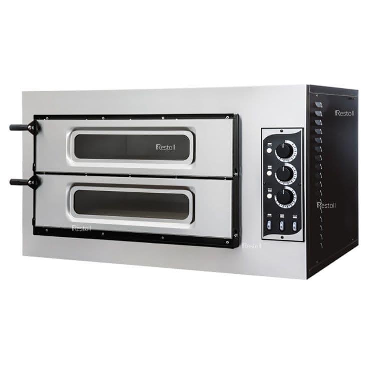 Печь для пиццы Prismafood BASIC 2/50 VETRO
