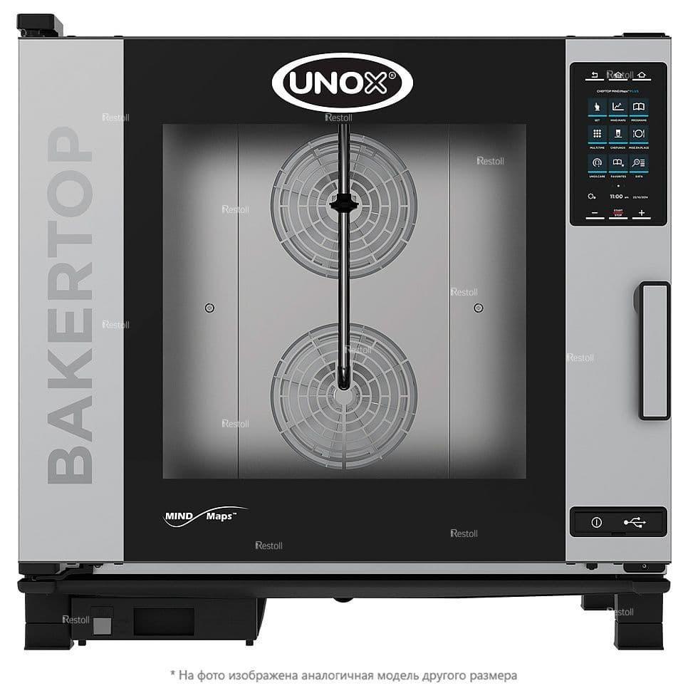 Печь конвекционная Unox XEBC-06EU-GPR