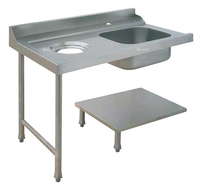 Стол для грязной посуды Elettrobar 75446