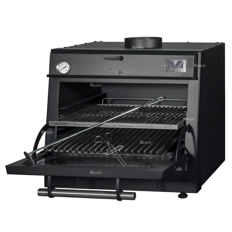 Печь на дровах Vortmax CHO 30 LUX Black