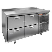 Стол холодильный Hicold SN 22/TN ..-2/+10°С