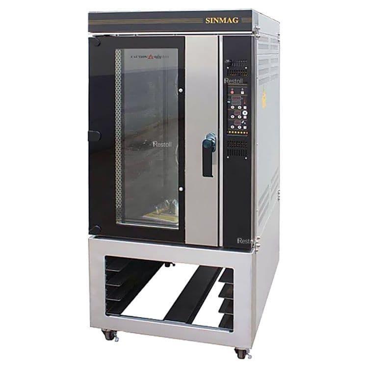 Печь конвекционная Sinmag SM 710 EE + стенд