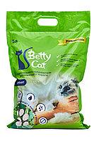 С ароматом алое вера, 5л., комкующийся бентонитовый наполнитель Betty Cat