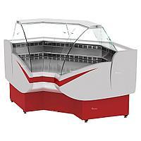 Витрина холодильная EQTA Gamma-2 IC 90 , красная