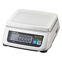 Весы порционные CAS SWN-3 DD RS