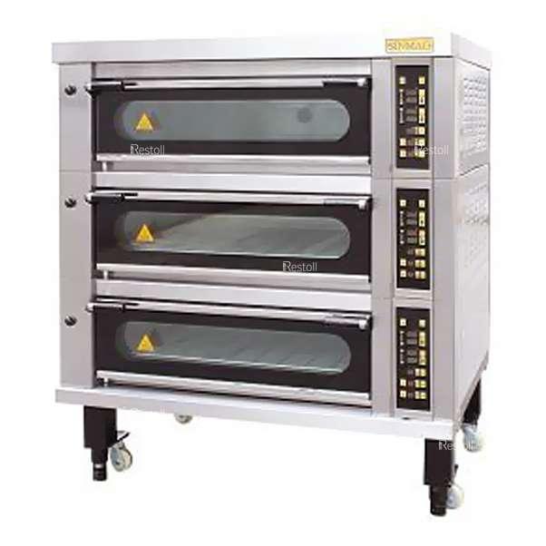 Хлебопекарная печь Sinmag SK2-P933G