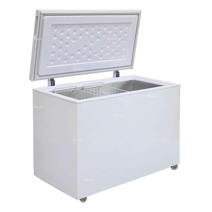 Ларь морозильный Бирюса 355VK