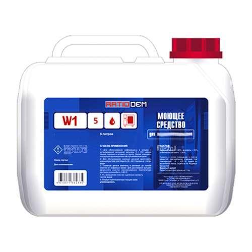Моющее средство для посудомоечных машин Demo Ratiodem W1