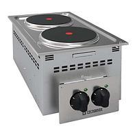 Плита электрическая Tecnoinox DPC35E0