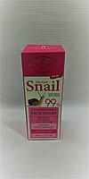 Антивозрастная сыворотка-праймер против морщин - Collagen + Vitamin E Snail