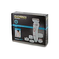 Эпилятор-массажер 6 в 1 GM-7007