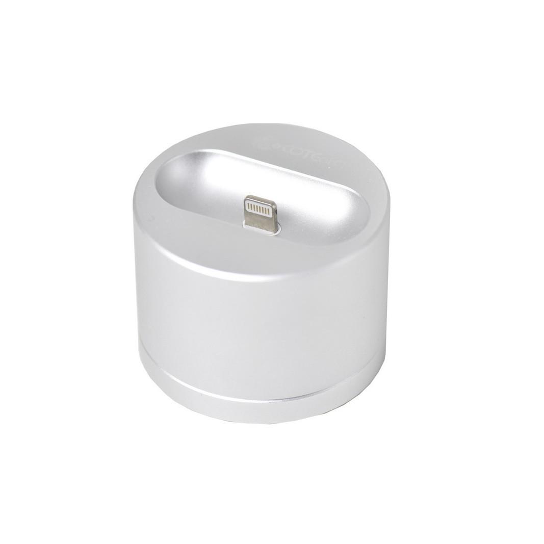 Док-станция Lightning Apple AirPods COTEetCI Base 20 CS7202-TS 2.4A Silver