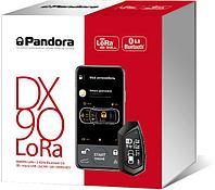 Автосигнализация Pandora DX 90 LoRa