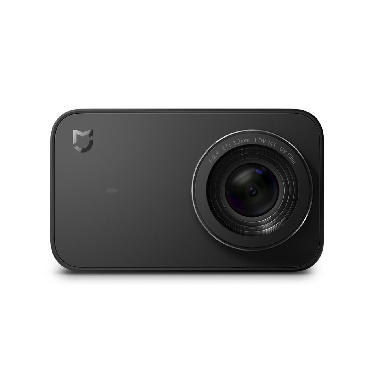 Экшн-камера Xiaomi MiJia Compact 4k, Black