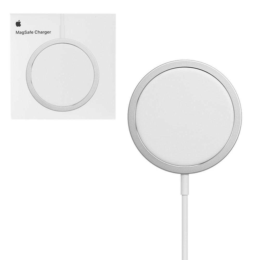 Беспроводное магнитное зарядное устройство  Apple A2140 MagSafe Charger, Copy, White