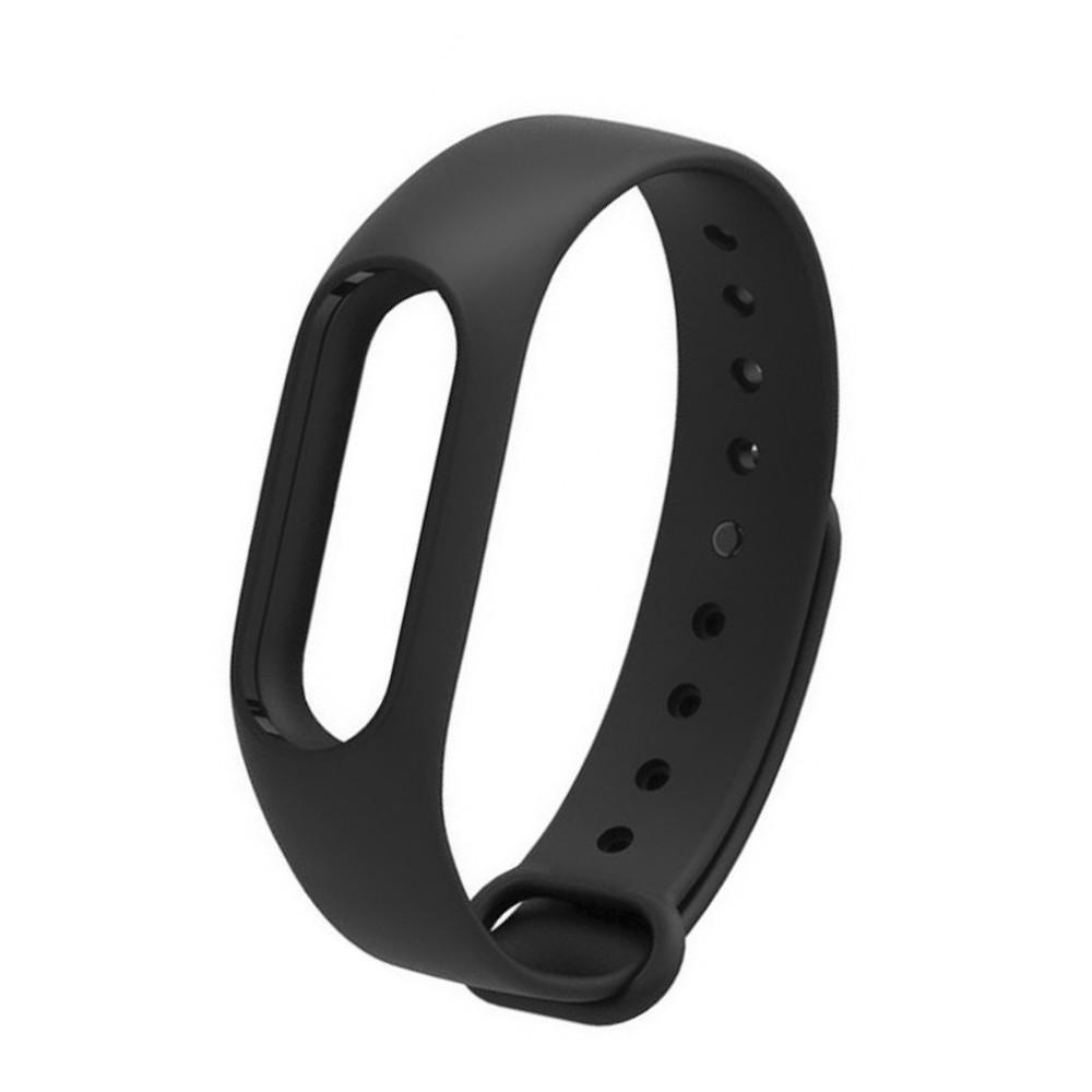Ремешок для смарт-браслетов Xiaomi Mi Band 2, Copy Black