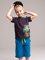 Batik Комплект футболка и шорты для мальчика (02624_BAT)