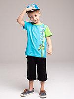 Batik Комплект футболка и шорты для мальчика (02625_BAT)