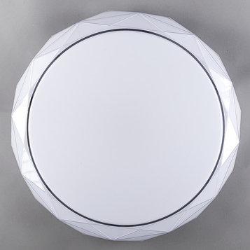 "Светильник ""Сириус"" 72Вт LED белый 50x50x11 см."