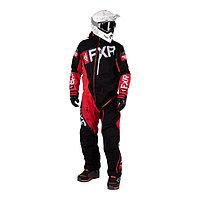 Комбинезон FXR Ranger Instinct без утеплителя, размер 2XL, чёрный, красный, серый