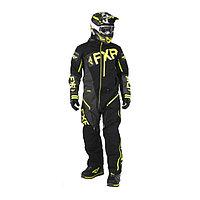 Комбинезон FXR Ranger Instinct без утеплителя, размер 3XL, чёрный, серый, жёлтый