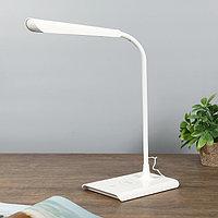 Лампа настольная LED 8Вт USB белый