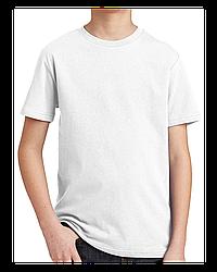 """Футболка Х/Б """"Fashion kid"""", ткань Турция(93%Х/Б, 7%лайкра) цвет: белый, р-р: 24"""