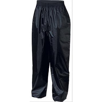 Дождевик Crazy Evo штаны, чёрный, XXL