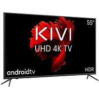 Kivi LED 55'' UHD 4K телевизор (55U710KB)