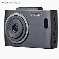 """Видеорегистратор + радар-детектор INTEGO BLASTER 2.0, 3.5"""", обзор 160º, 2560 x1440"""