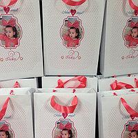Детские пакетики, подарочные бумажные пакеты, фото 1