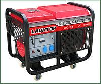 Генератор дизельный в обычном и шумозащищенном корпусе LDG12
