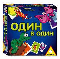 """Piatnik Настольная игра """"Один в Один"""""""