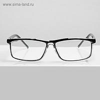 Очки корригирующие FARSI 7722 C1, цвет чёрный -4