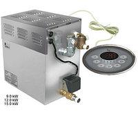 Парогенератор  SAWO STP-12-3.  (пульт,авто-промывка,датчик) Финляндия., фото 1