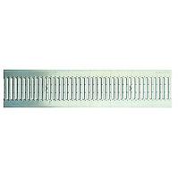 Решетка стальная штампованная A15 200 мм (DN200), 245 мм