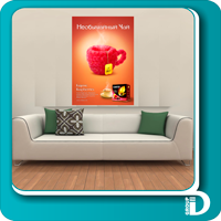 Постер. Рекламные постеры и панно., фото 1