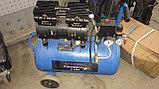 Воздушный бесшумный. безмасленный компрессор PIT 24 L 1,5 kW, фото 6